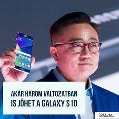 Akár három változatban is jöhet a Galaxy Samsung, Tech, Technology