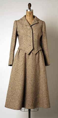 Geoffrey Beene | Suit | American | fall/winter 1974–75