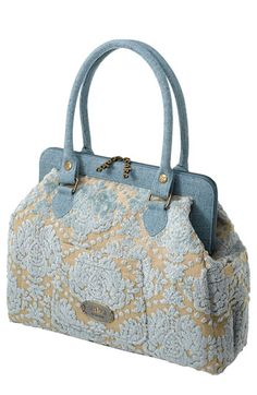 I know this is a diaper bag, but that would not stop me from using it as a purse...the price however...
