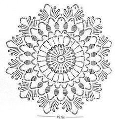 FREE Alpine Stitch video tutorial by Bella Coco Crochet Crochet Snowflake Pattern, Crochet Coaster Pattern, Crochet Doily Diagram, Crochet Mandala Pattern, Crochet Stars, Crochet Snowflakes, Crochet Doily Patterns, Crochet Round, Crochet Home