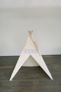 Natural feather teepee | Tnee's