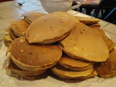 Yes They Are All Ours: Pumpkin Delights Recipe Series featuring Pumpkin Pancakes!