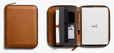 Bellroy Work Folio A5 — Tools and Toys