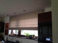 Roleta rzymska zakrywająca # Roman blinds