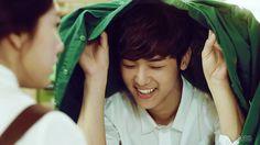 #KangMinHyuk as Yoon Chan Young