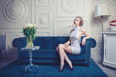 Carolina Gawron Couture #dress #couture #fashion #love #bow #white