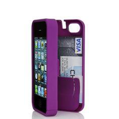 Para que cuando se pierda/roben mi iPhone, se lleven igual mi dinero y tarjetas de crédito...