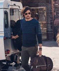 Luxury magazine looks to stylist Christopher Campbell (Atelier Management) to take aim at the modern bohemian for a new spring fashion editorial. Campbell reunites with photographer Dean Isidro (Atelier Management) for the occasion. Related: Gabriel Marques Embraces Bohemian Styles for Essential Homme Pulling together designer fashions from the likes of Valentino, Saint Laurent and Tom...[ReadMore]