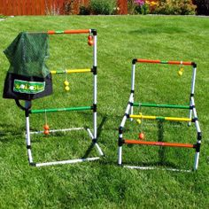 BlongoBall Ladderball Ultimate Bundle with FREE Scorzie Koozie by Blongo Family Fun. $79.98. Ultimate 3-in-1 BlongoBall bundle. FREE Scorzie Koozie included!. Comes with new game rules for the -1 adapter rung. 2 ladders, mesh carrying bag, adapter bars, bolas. Keep track of your BlongoBalls with the carry bag. Ultimate 3-in-1 BlongoBall bundle. FREE Scorzie Koozie included!. 2 ladders, mesh carrying bag, adapter bars, bolas. Comes with new game rules for the -1 adapt...