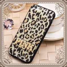 Victoria's Secret iPhone 6/6s leopard case So cute and flexible to fit all sides for protection. Victoria's Secret Accessories Phone Cases