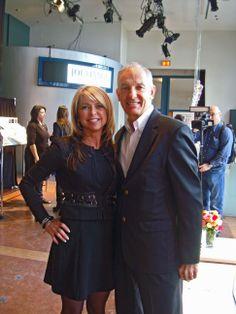 Chantal Goyette et Roger Southin - Photo de/by Jimmy Hamelin