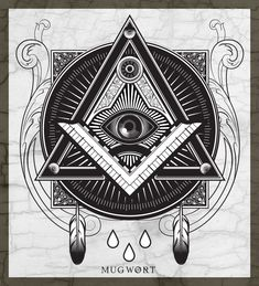 mugwort vector designs more illuminati tattoos masonic tattoos . Masonic Art, Masonic Symbols, Indian Symbols, Masonic Tattoos, Illuminati Tattoo, Illuminati Symbols, All Seeing Eye, Freemasonry, Sacred Geometry