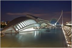 Palau de les Arts Reina Sofia by Patrick Desmet on 500px