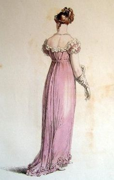 Dressing for the Netherfield Ball in Pride and Prejudice: Regency Fashion | Jane Austen's World
