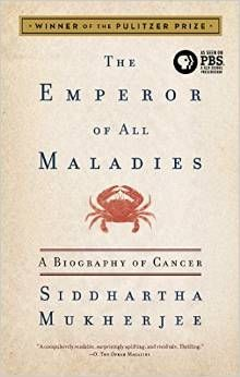"""I have rarely been as excited about a new documentary film as I am about """"Cancer: The Emperor of All Maladies,"""" by the wonderful documentary film maker Ken Burns, which will airon PBS channels on ..."""
