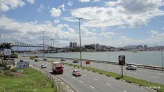 Av. Beira-Mar Norte - Florianópolis, Brazil
