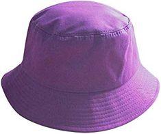 Amazon.co.uk: Purple - Hats & Caps / Accessories: Clothing Purple Accessories, Fashion Accessories, Caps Hats, Women's Hats, Floppy Sun Hats, Trilby Hat, Hats For Women, Bucket Hat, Cool Style