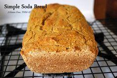 Simple Soda Bread, Loaf - THM Baking Blend