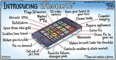 iPhone 5, le prototype, l'image drôle du jour