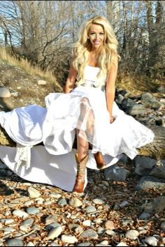 Country Bridal Photo shoot of my sister!! She looks beautiful
