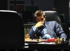 Magnus Carlsen will defend his World Chess Championship crown next week in New York City