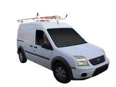 Ladder Racks for Commercial Vans, Minivans - Van Shelving - http://www.True-Racks.com