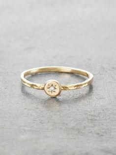 Gypsy Star Stacking Ring