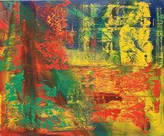 Ölmalerei -  Abstract oil painting - RM 813 - 16 - ein Designerstück von RMocellin bei DaWanda