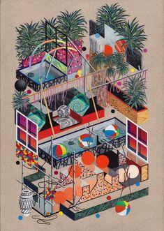 Preciosas ilustraciones las de Benjamin Thomas Rawson.