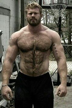 The Muscle Punishment & Humiliation Society Hairy Men, Bearded Men, Oscar 2017, Beefy Men, Muscle Bear, Daddy Bear, Big Muscles, Hommes Sexy, Hairy Chest