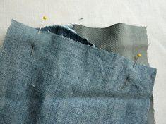 Jeansrecycling, Teil 3: Wir nähen eine Weste » BERNINA Blog Blog, Pants, Fashion, Fashion Styles, Vest, Trouser Pants, Moda, Blogging, Women's Pants