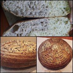 Kváskový chlieb pre začiatočníkov • recept • bonvivani.sk Ale, Bread, Food, Meal, Ale Beer, Essen, Hoods, Ales, Breads