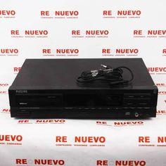 #Reproductor #CD PHILIPS #CD-614 E269730 de segunda mano | Tienda de Segunda Mano en Barcelona Re-Nuevo #segundamano