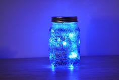 Tuto DIY – Une veilleuse Galaxy en 5min – Un Beau Bordel