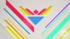 In this piece, we defragmented the twenty numbers of the MTV TOP 20 ranking into different components. We then rearranged the different parts to create new levels,… Design Art, Graphic Design, Mtv Videos, Motion Design, Motion Graphics, Portfolio Design, Short Film, Color Combos, Animation