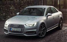 New Audi A4 2016