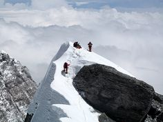 mount everest balcony - Google Search