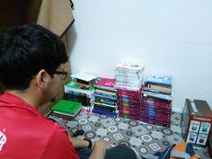 kitaplar ve ben
