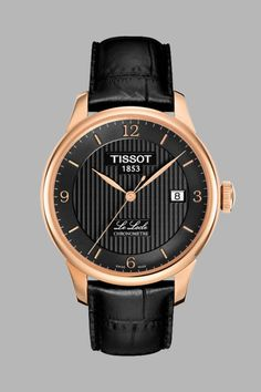 Gifts for him. Tissot Le Locle COSC Automatic. T0064083605700 #Tissot #HeinrichsJewellery