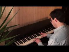 Yesterday (Paul McCartney, Beatles) - Jazz Piano - http://music.artpimp.biz/jazz-music-videos/yesterday-paul-mccartney-beatles-jazz-piano/