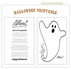 In case this Halloween activity has inexplicably not reached your neighborhood... (freebie)