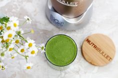 If you love vanilla ice cream, then this nutritious and sweet green smoothie is for you!
