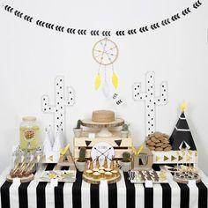 ... + Nina Designs + Parties: CUMPLEAÑOS LITTLE INDIANS PARTE I