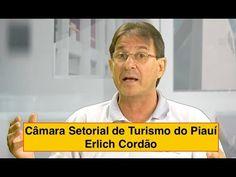Câmara Setorial de Turismo do Piauí - Erlich Cordão
