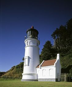 Haceta Head Lighthouse, Yachats, Oregon