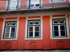 Lisboa, Portugal. Rua Cecílio de Sousa, Príncipe Real.