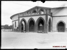 Antigua Plaza de Toros de Ciudad Juárez. Ciudad Juárez.