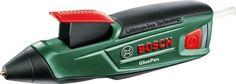 ¡Chollo! Pistola para pegar Bosch GluePen con batera de Litio por 23,35 euros.