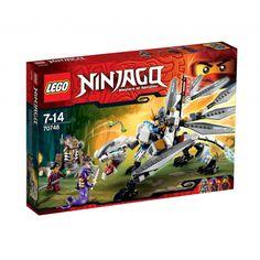 LEGO Ninjago: Titanium Dragon