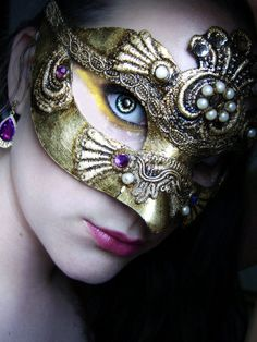 "The word Masque is derived in turn from Italian maschera, from Medieval Latin masca ""mask, specter, nightmare"""